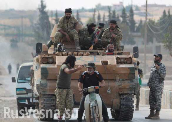 Syria: a new force takes the place of ISIS